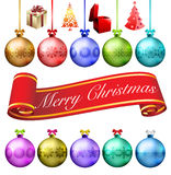 Merry Christmas Pack Stock Image