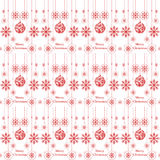 Merry Christmas Pattern Royalty Free Stock Photo