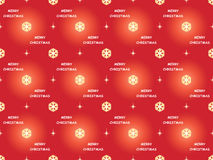 Merry Christmas pattern Stock Photos