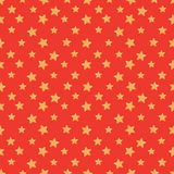 Merry Christmas pattern. Merry Christmas seamless vector pattern with stars Stock Photography