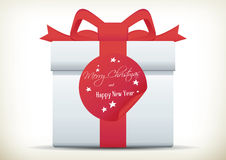 Merry Christmas Present Stock Images