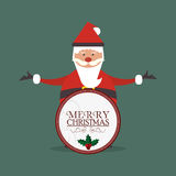 merry christmas related icons image Royalty Free Stock Images