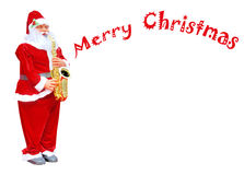Merry Christmas santa claus Royalty Free Stock Photography