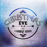 Merry Christmas Season Greetings Vector Design Stock Image