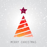 Merry Christmas Seasonal Background for your greeting cards. New Years Flyer, Chrstmas dinner invitation, posters and do on Stock Photos