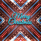 Merry Christmas on shining background. Use it for Your holiday design. Vector illustration Royalty Free Stock Photos