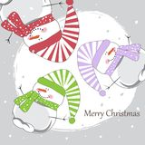 Merry Christmas6 Stock Photo