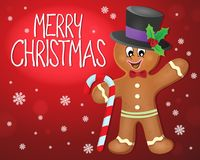 Merry Christmas subject image 4 vector illustration