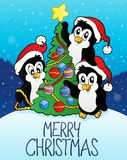 Merry Christmas subject image 7 Royalty Free Stock Photography