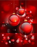 Merry Christmas Suggestive Background. Merry Christmas Elegant Suggestive Background for Greetings Card Royalty Free Stock Image