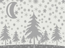 Merry christmas themes Royalty Free Stock Images