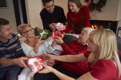 Merry Christmas! Stock Photography