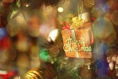 Merry Christmas Tree Royalty Free Stock Photos