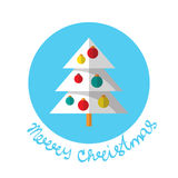 Merry christmas-06 Royalty Free Stock Photography