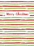Merry Christmas. Vector card, sketchbook cover Royalty Free Stock Image