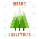 Merry Christmas. Stock Image