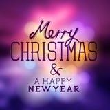 Merry Christmas Vector stock photography