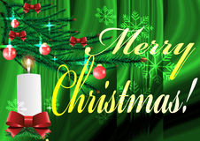 Merry Christmas 4 Royalty Free Stock Image