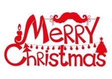 Merry Christmas. Royalty Free Stock Image