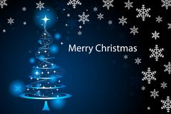 Merry christmas wallpaper Royalty Free Stock Photo
