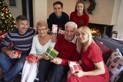 Merry Christmas! Royalty Free Stock Photos