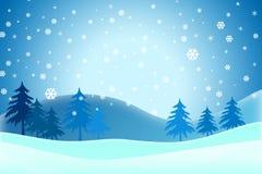 Merry Christmas, Winter Stock Image