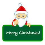 merry christmas wish Royalty Free Stock Photos