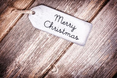Merry Christmas wishes Royalty Free Stock Images