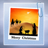 Merry Chrystmas Royalty Free Stock Photos