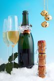 Merry corks Royalty Free Stock Photos