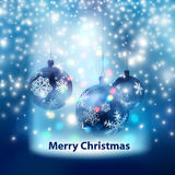 Merry Cristmas Royalty Free Stock Photo