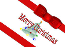 Merry cristmas Royalty Free Stock Photography