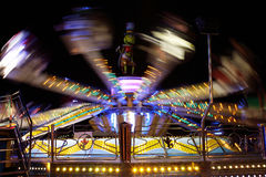 Merry-go-around Royalty Free Stock Photography