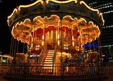 Merry-go-round Imagens de Stock Royalty Free