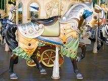 Merry-go-round lizenzfreie stockfotografie
