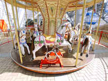 Merry-go-round Royalty Free Stock Image