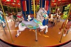 Merry-Go-Round royalty free stock photos