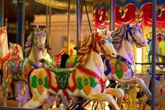 Merry-go-round 2 Stock Image