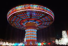 Merry-go-round. Immagine Stock Libera da Diritti