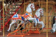 Merry Go Round Royalty Free Stock Images