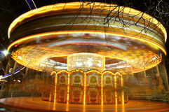Merry-go--round Royalty Free Stock Photos