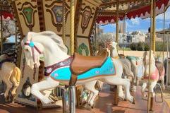 Merry-go-round Imagens de Stock