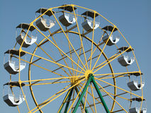 Merry-go-round Royalty Free Stock Image