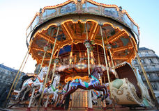 Free Merry-go-round Stock Photo - 4368170