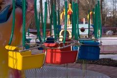 Merry-go-round Immagine Stock Libera da Diritti