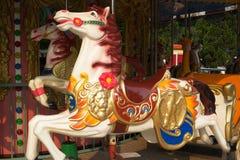 Merry-go-round Stockbilder