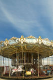 Merry go round. With horses outdoor Royalty Free Stock Photography