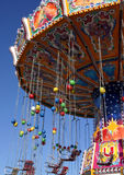 Merry go round Royalty Free Stock Photo