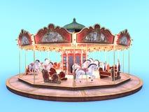 Free Merry-go-round Stock Image - 80170861