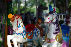 Merry-go-round. Childhood Happy timernmemories Waiting for you Stock Images